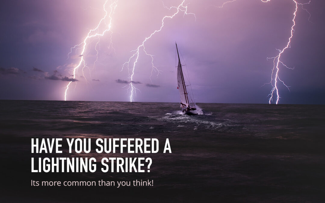 Have you suffered a lightning strike?