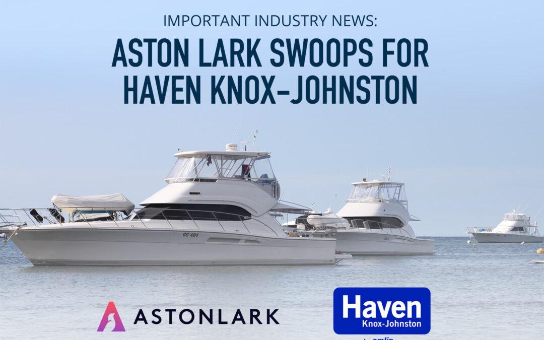 Aston Lark and MS Amlin agree acquisition of marine pleasure craft book
