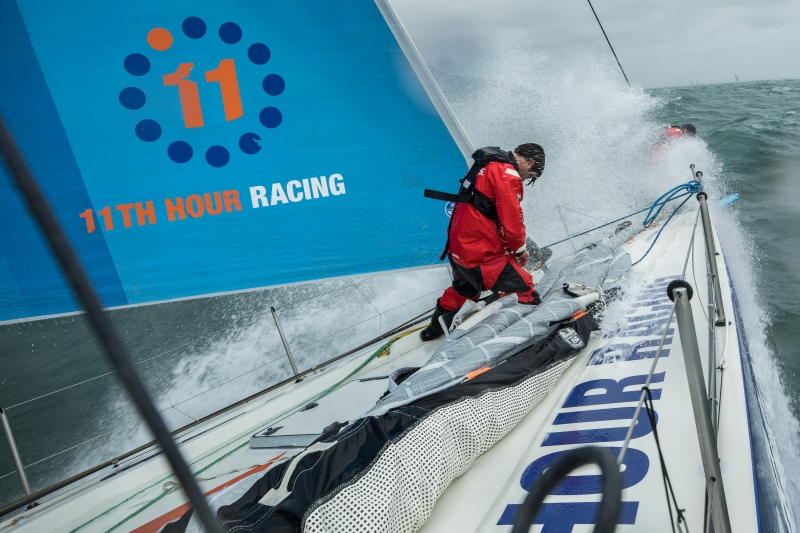 Celebrating Earth Day as 'The Ocean Race' leads the way in marine conservation