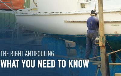 The right antifouling – what you need to know